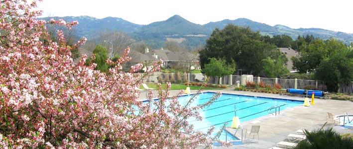 Oakmont pool
