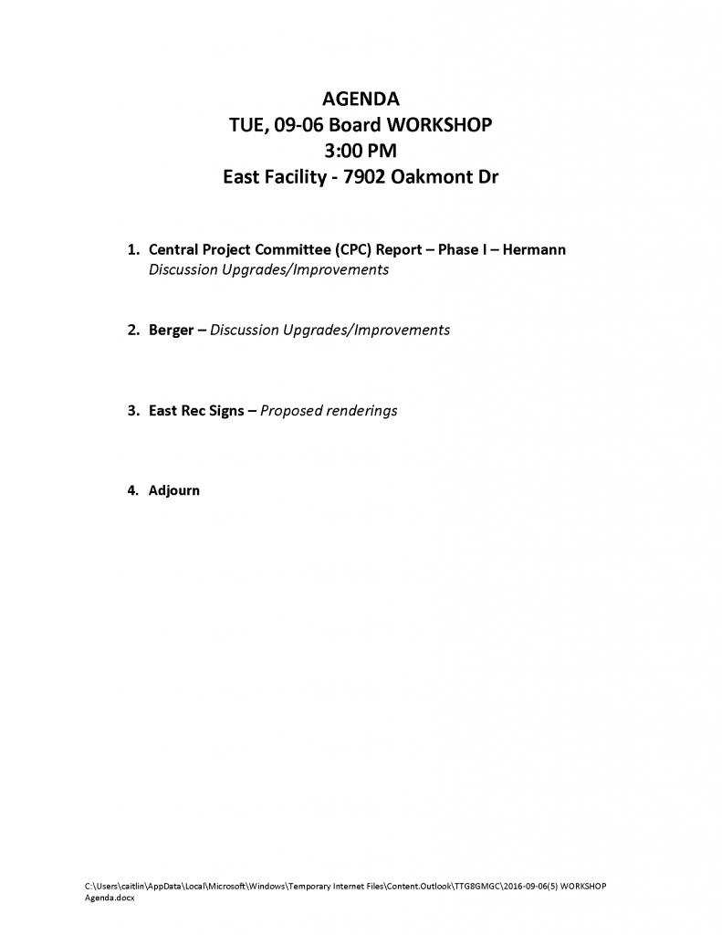 2016-09-065-workshop-agenda