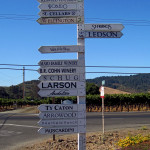 Winery Directional