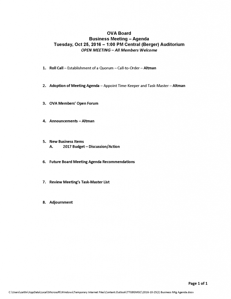 2016-10-252-business-mtg-agenda
