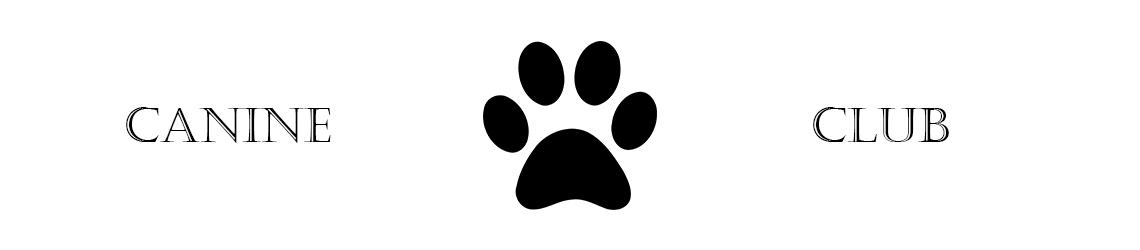 Canine Club Banner