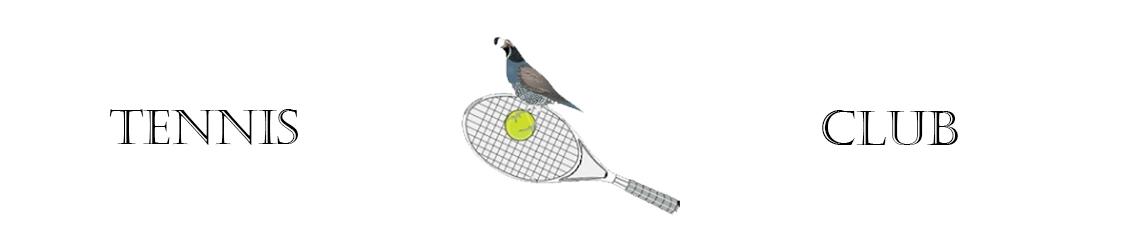 Oakmont Tennis Club Banner