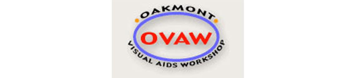 Oakmont Visual Aids Workshop Banner
