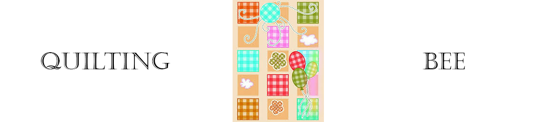 Quilting Bee Banner