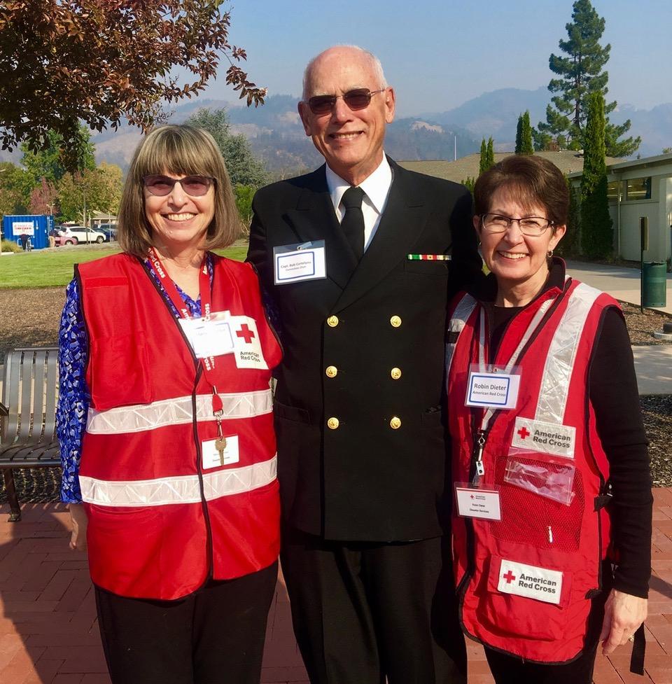 Capt. B Cortelyou – American Red Cross – 1