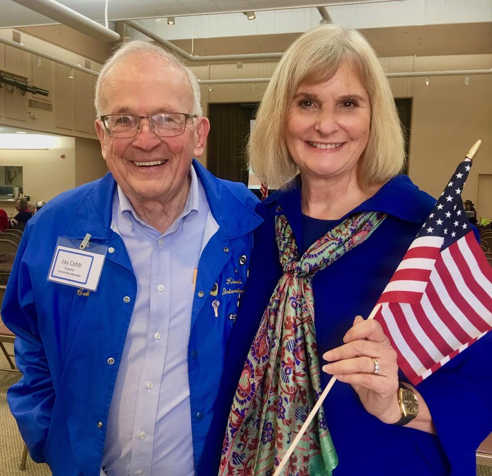 J Cobb and Susan Gorin – 1