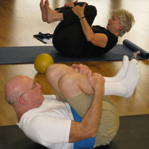 Balance Stretch with Jean Marie Manning