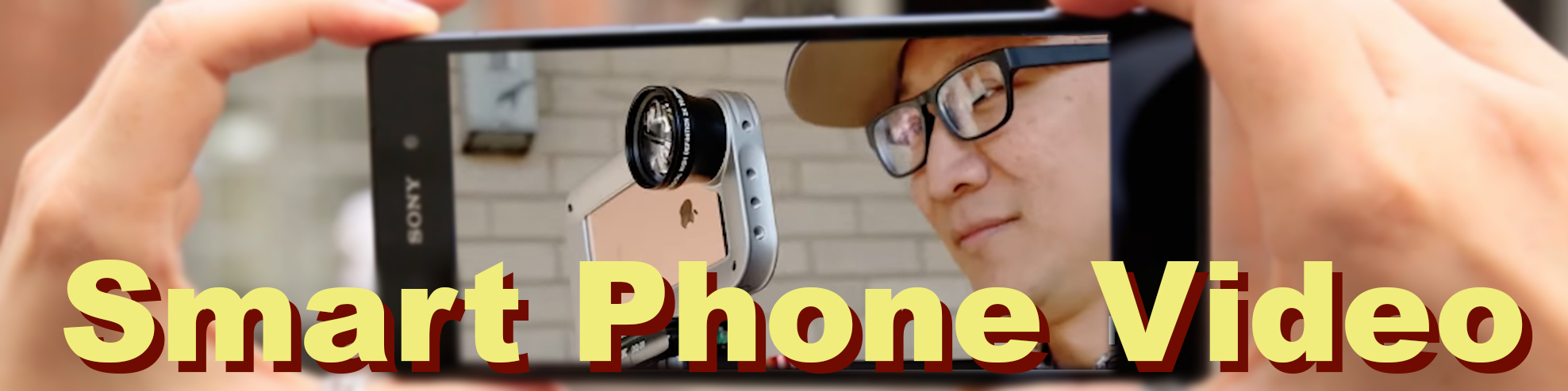 Your smart phone is a video production powerhouse!