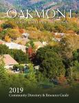 2019 Oakmont Directory Cover-1