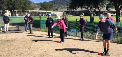 The Oakmont Pétanque Club is celebrating its 25th anniversary in 2021.