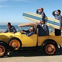 California Beach boys Experience