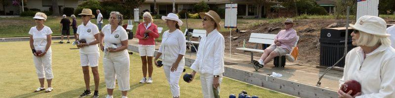 Preparing for the Women's Singles Tournament