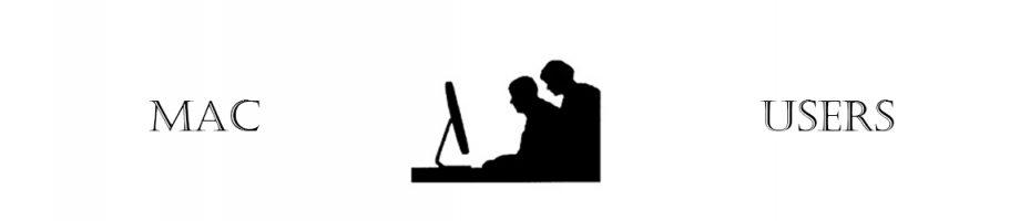 Mac Users Banner