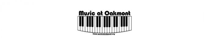 Music at Oakmont Banner