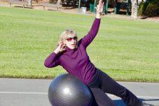 OHI Oakmont Health Initiative JoRene Swiss Ball