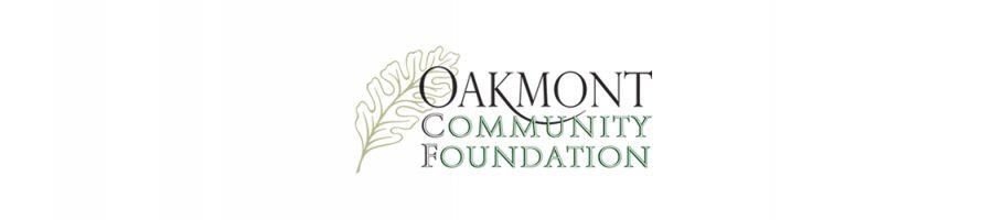 Oakmont Community Foundation Banner