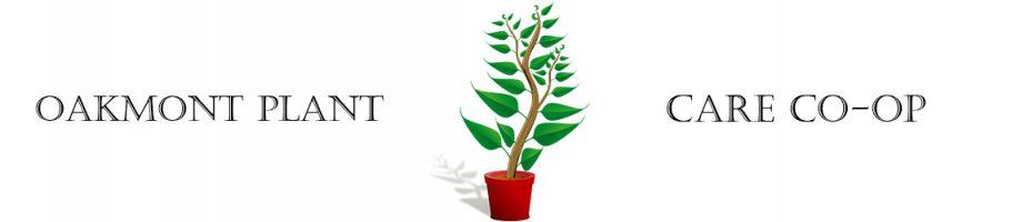 Oakmont Plant Care Co-op Banner