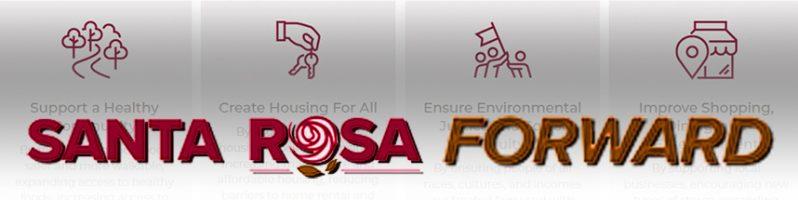 Santa Rosa Forward Banner