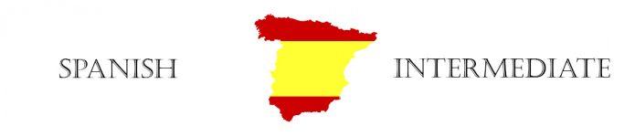Spanish Intermediate Banner