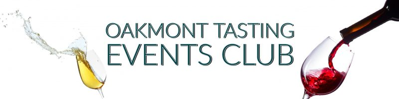 Tasting Events Club banner