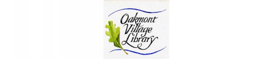 Village Library Banner