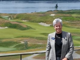 Carol Pence-PGA of America