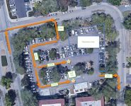 map to vaccinatino clinic sonoma county fairgrounds